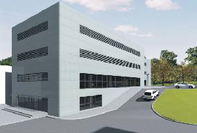 Mokymo ir tyrimų centro architektūrinė koncepcija